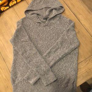 Banana Republic Hooded Sweater